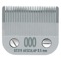 Aesculap blade 000