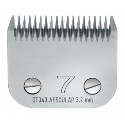 Aesculap blade 7