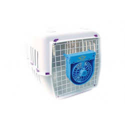 Cage cooling fan