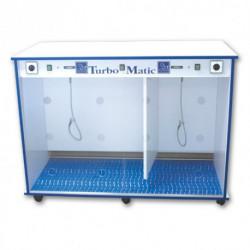 Sušilna kabina Turbomatic