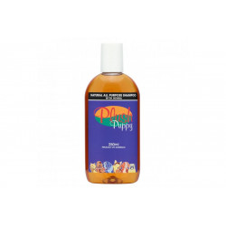 Natural all Purpose Shampoo with Henna 250ml
