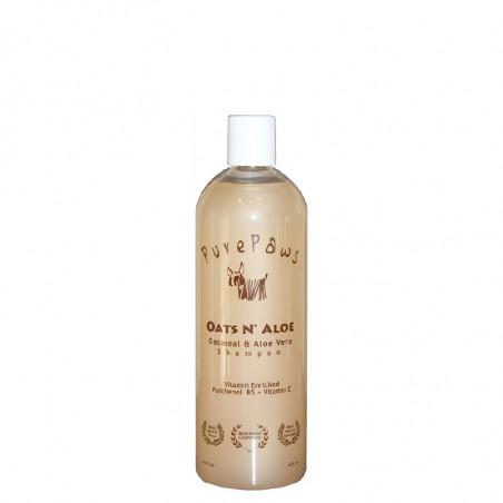 Pure Paws Oats N' Aloe šampon 473ml
