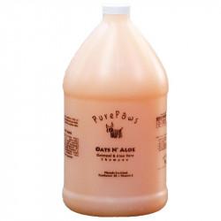 Pure Paws Oats N' Aloe šampon 3,8l
