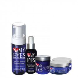 Love My Eyes kit – transparent