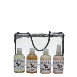 Oats N' Aloe Travel kit