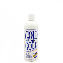 CC Gold on Gold shampoo 473ml