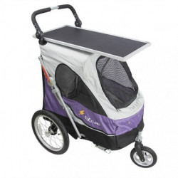 Stroller Adventura with gooming table
