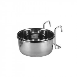 Stainless steel cup with cage mounts 300ml