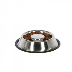 Bowl for reducing hasty eating 500 ml