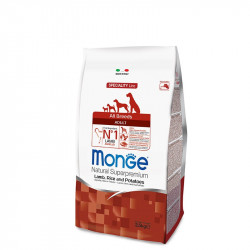 Monge All breed Adult - Jagnjetina 2,5kg