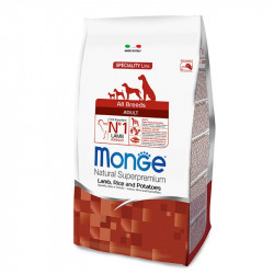 Monge All breed Adult - Jagnjetina 15kg