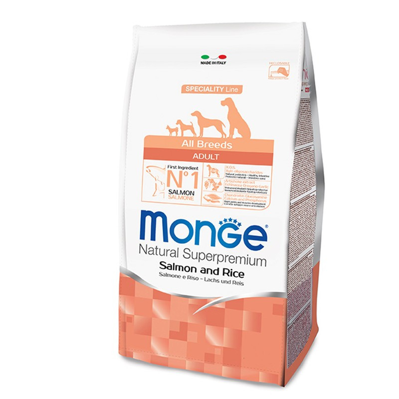 Monge All breed Adult - Losos 15kg