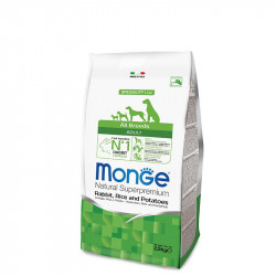 Monge All breed Adult - Rabbit 2,5kg