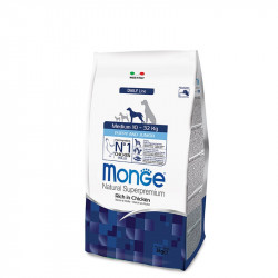 Monge Medium Puppy&Junior - Chicken 3kg