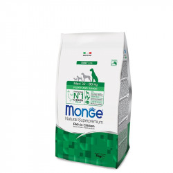 Monge Maxi Puppy&Junior - Chicken 3kg