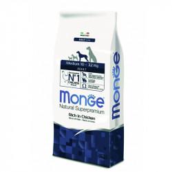 Monge Medium Adult - Piščanec 15kg