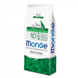 Monge Maxi Adult - Piščanec 15kg