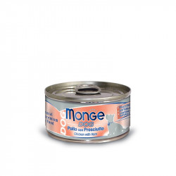 Monge Chicken&ham 95g