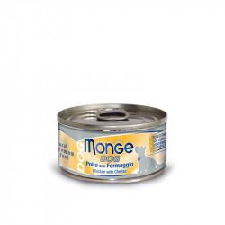 Monge Chicken&cheese 95g