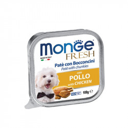 Monge Fresh Pate - Chicken 100g
