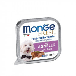Monge Fresh Pate - Lamb 100g