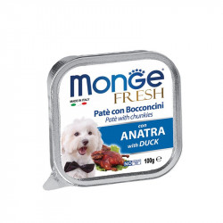 Monge Fresh Pate - Duck 100g