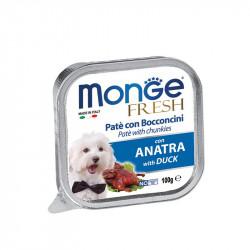 Monge Fresh Pate - Duck 100g
