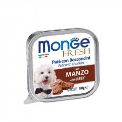 Monge Fresh Pate - Beef 100g