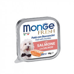Monge Fresh Pate - Salmon 100g