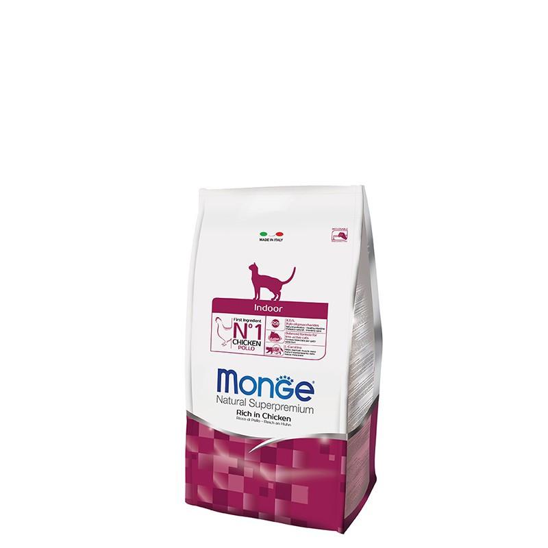 Monge Indoor - Piščanec 400g