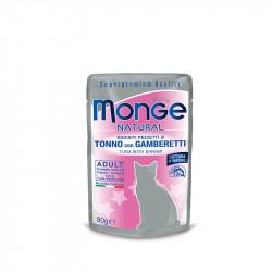 Monge Tuna&shrimp – 80g