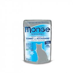 Monge Tuna&anchovies – 80g