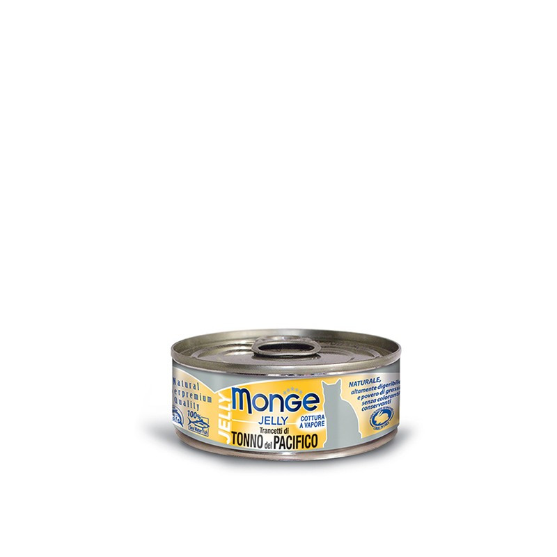 Monge Jelly Tuna – 80g
