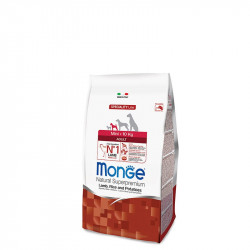 Monge Mini Adult - Jagnjetina 800g