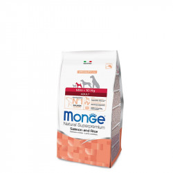 Monge Mini Adult - Losos 800g