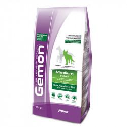 Gemon Medium adult - Jagnje 15kg