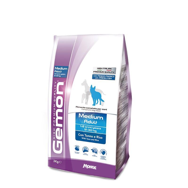Gemon Medium adult - Tuna 3kg