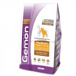 Gemon Medium puppy/junior - Piščanec 15kg