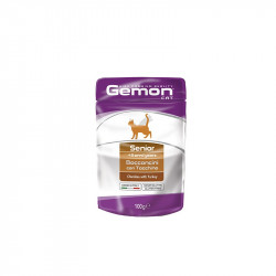 Gemon Cat Sterilised tuna - 100g