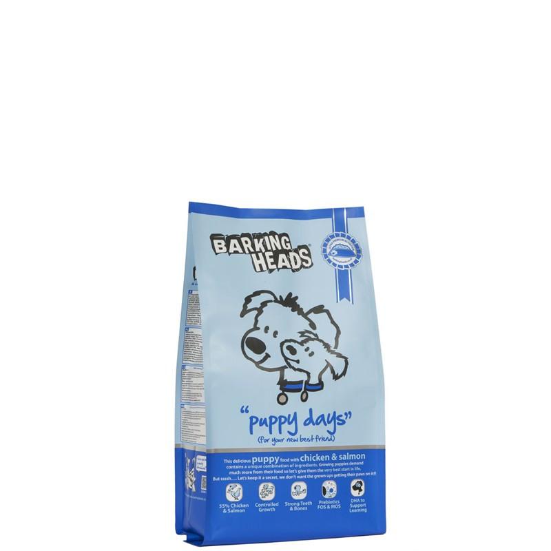 Barking Heads Puppy Days 2 kg