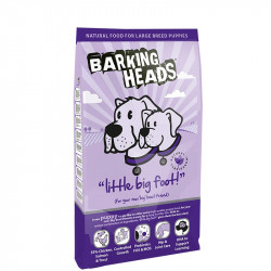 Barking Heads Little Big Foot 12 kg