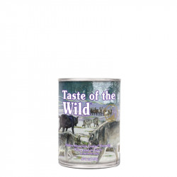 Taste of the wild Sierra Mountain 374g