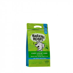 Barking Heads Small breed Chop Lickin Lamb 1,5kg