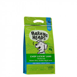 Barking Heads Small breed Chop Lickin Lamb 4kg