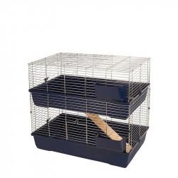 Small animal cage Maxi Baldo, 2 floors
