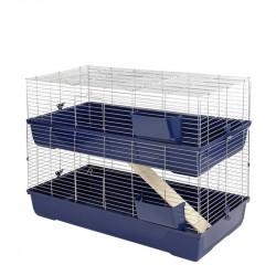 Small animal cage Maxi Baldo L, 2 floors