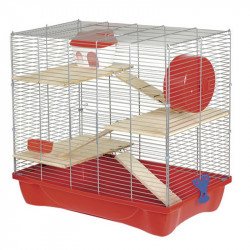 Small animal Cage Hamster, 3 floors