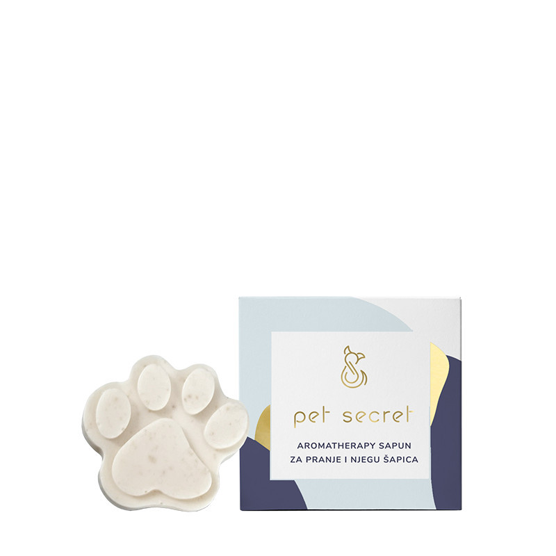 Pet Secret Soap for washing and care of paws