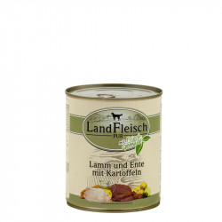 LandFleisch PUR - Lamb, duck, potato 400g