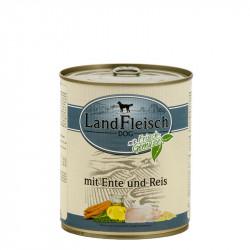 LandFleisch DOG - Raca, riž 800g